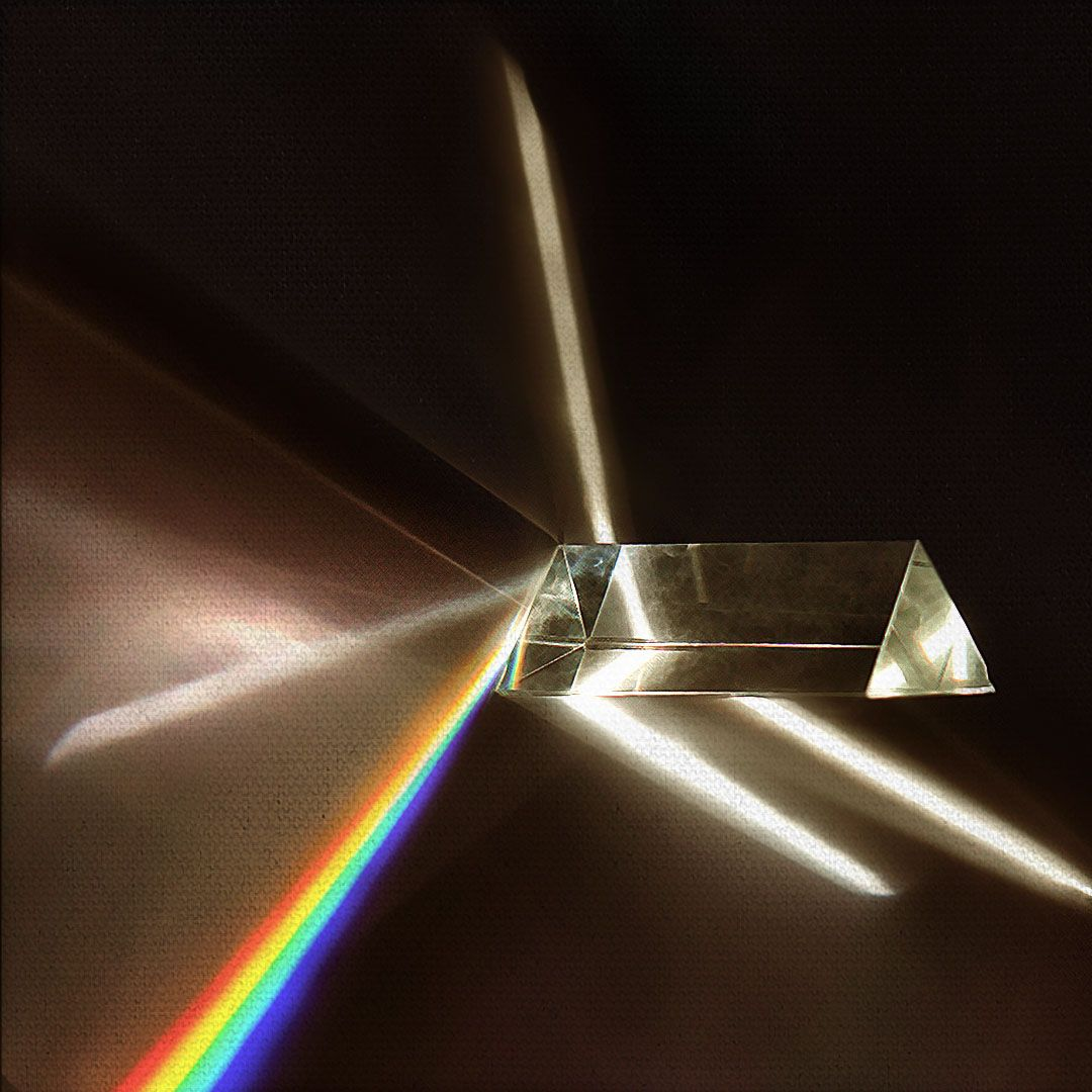 What Is Newton S Prism Experiment The Discovery Of The