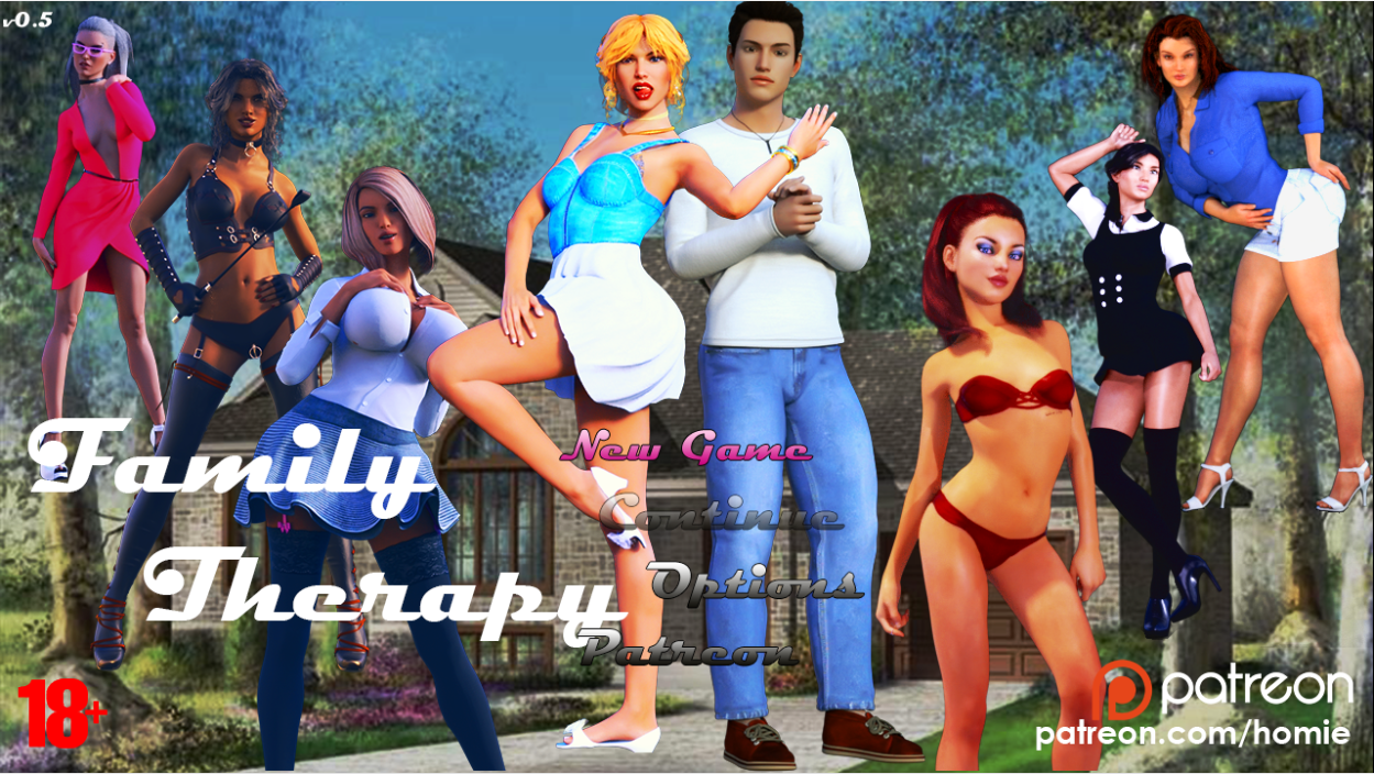 Family Therapy – Updated – Version 0.5 | Porn Games | Pinterest ...