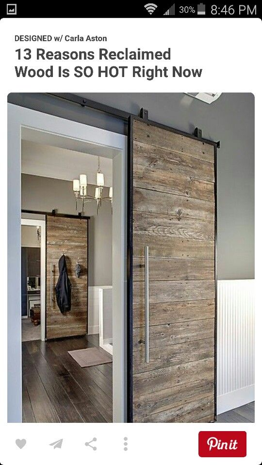 pin by sov strom on ideas barn door designs interior barn doors rh pinterest com
