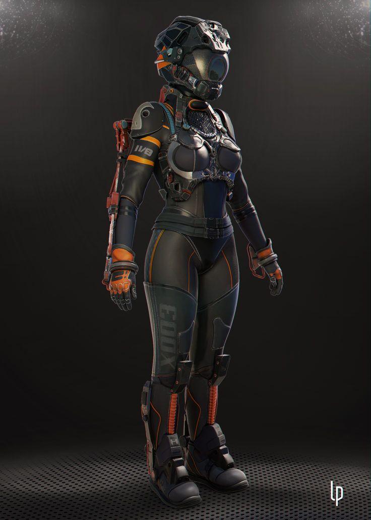 space suit by leonardo peralta sci fi pinterest