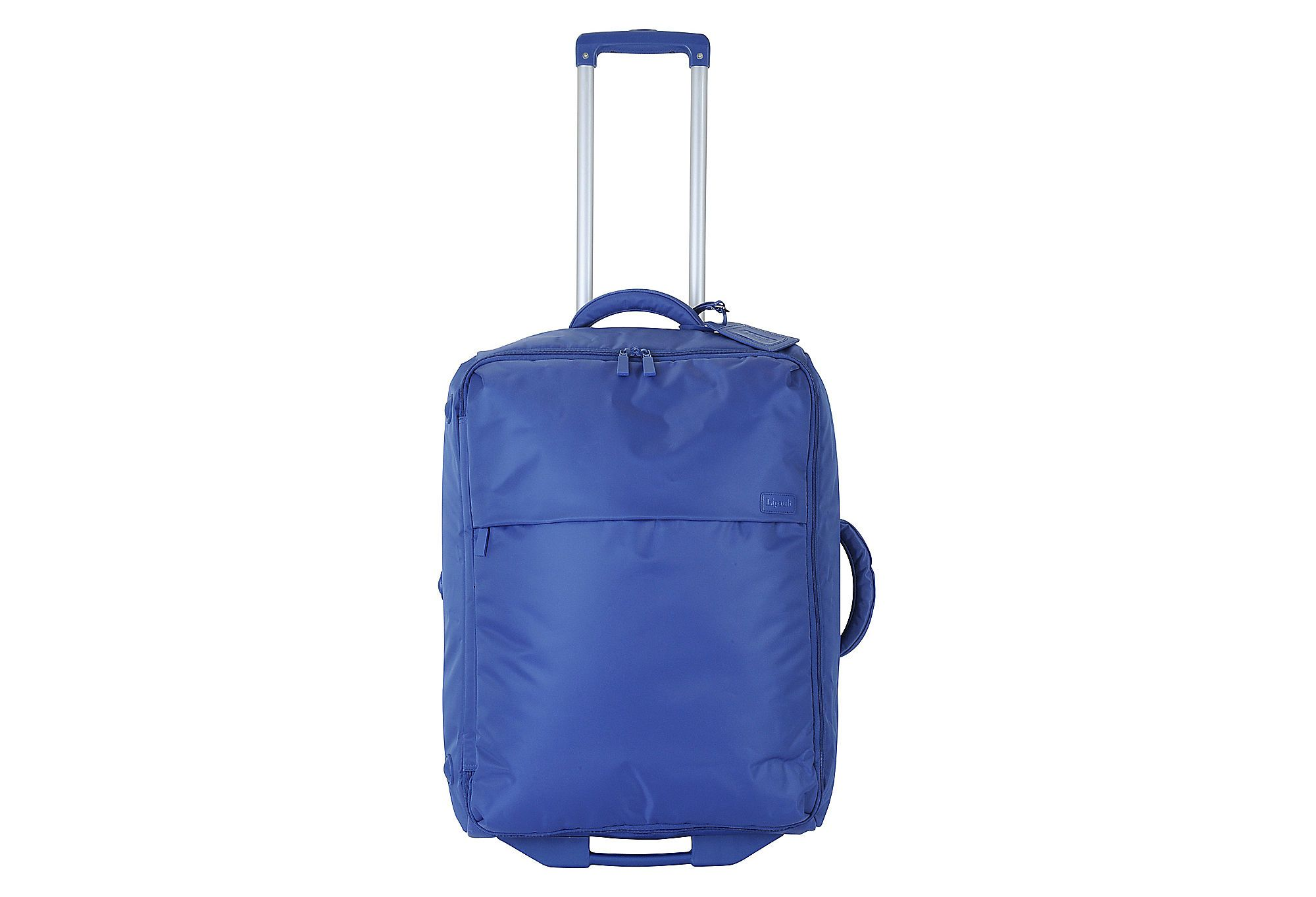 """Foldable 2-Wheel 22"""" Carry-On, Blue on One Kings Lane today"""