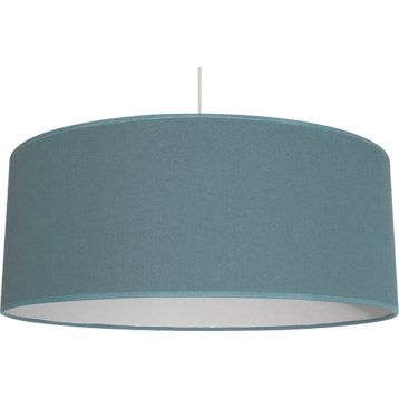 Suspension Natt Inspire Bleu Baltique N 3 60 Watts Diam 29 Cm 16 Leroy Merlin Suspension Chambre Enfant Suspension Chambre Bebe Luminaire