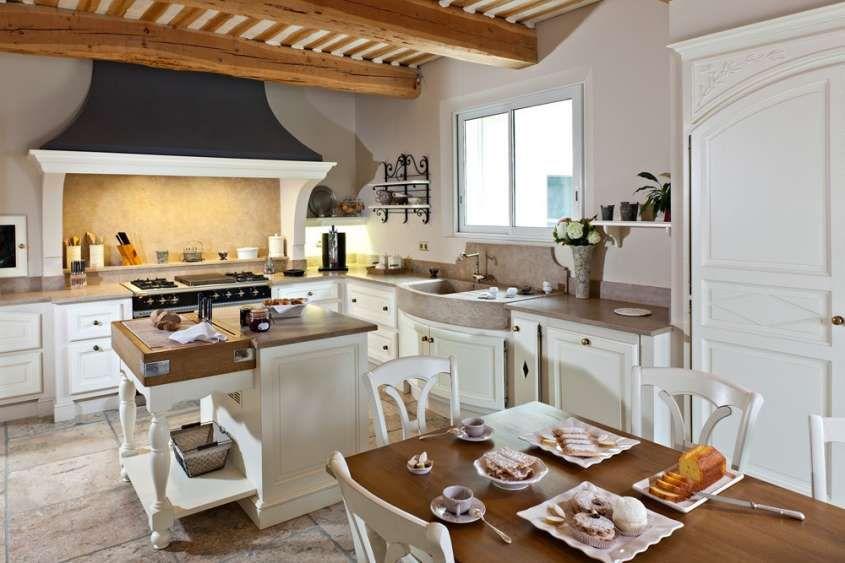 Idee per arredare la cucina in stile provenzale - Cucina provenzale ...
