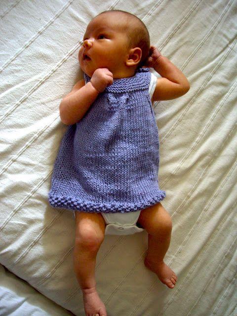 ela: Baby Tunika | Gestricktes | Pinterest | Stricken, Baby und ...