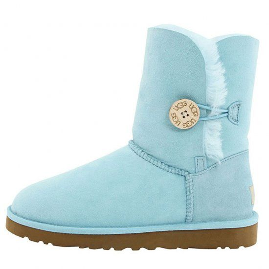 Baby blue Uggs... wear these with my wunder unders :) a staple for alberta winters