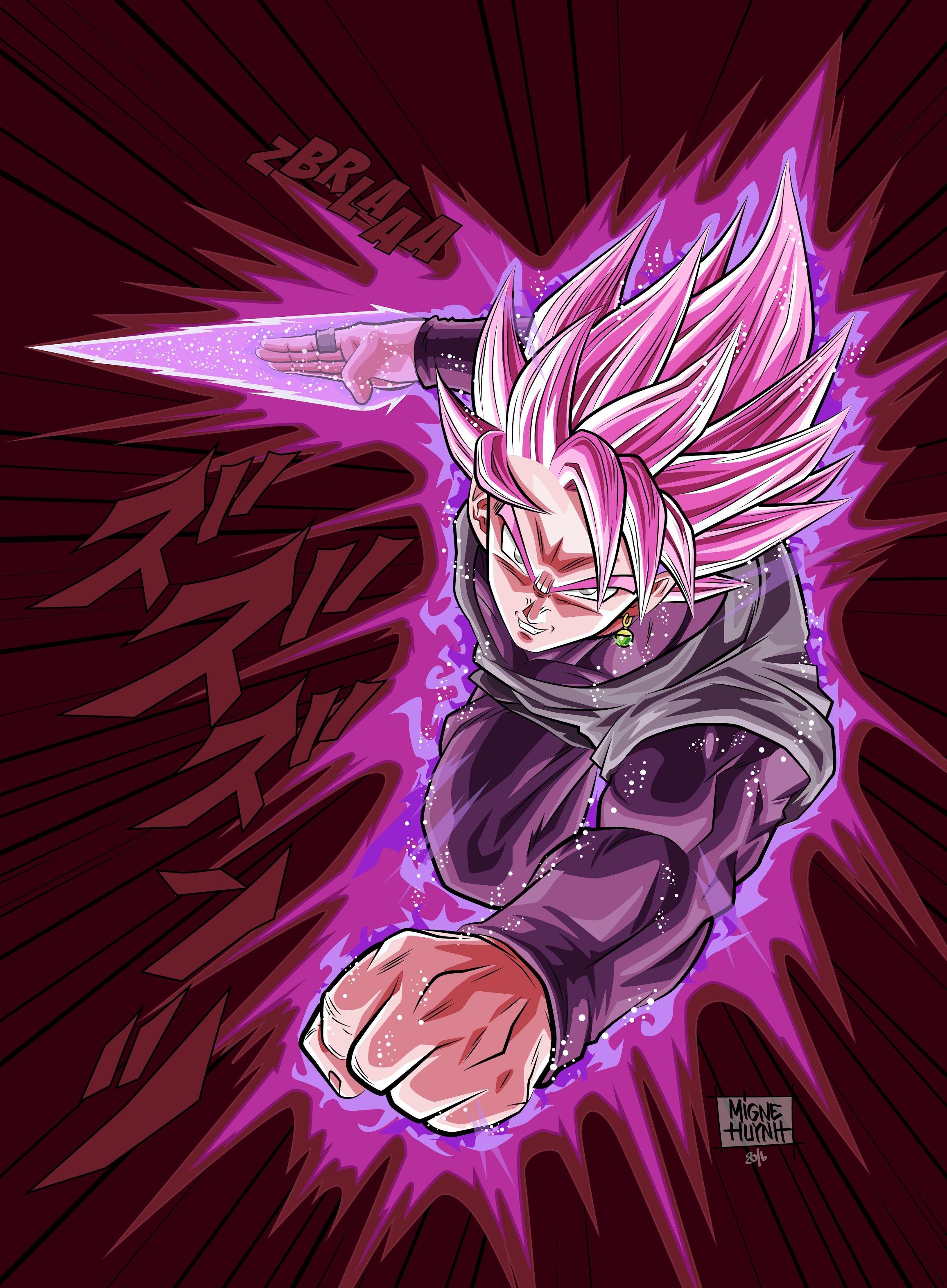 Black Goku Goku Preto Dragon Ball Gt Dragon Ball
