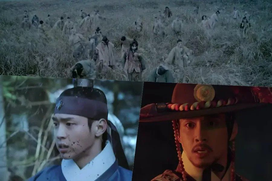 "Watch: Jang Dong Yoon, Park Sung Hoon, And Kam Woo Sung Battle The Undead In First Teaser For ""Joseon Exorcist"""
