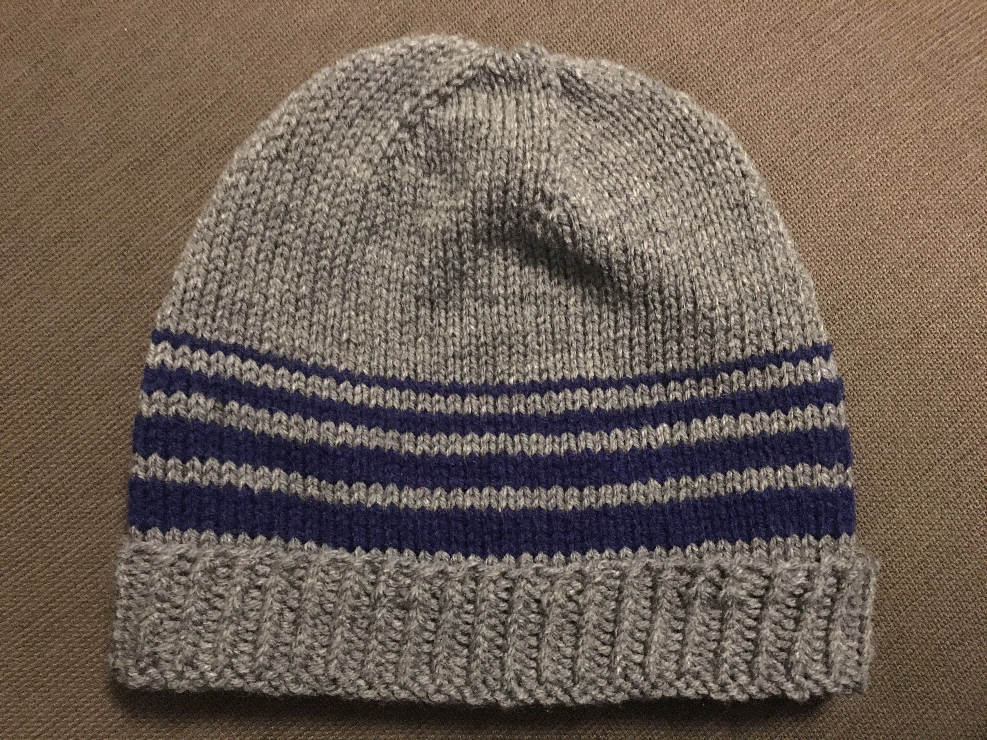 I started this hat for my Dad on October 19 518c99261dd