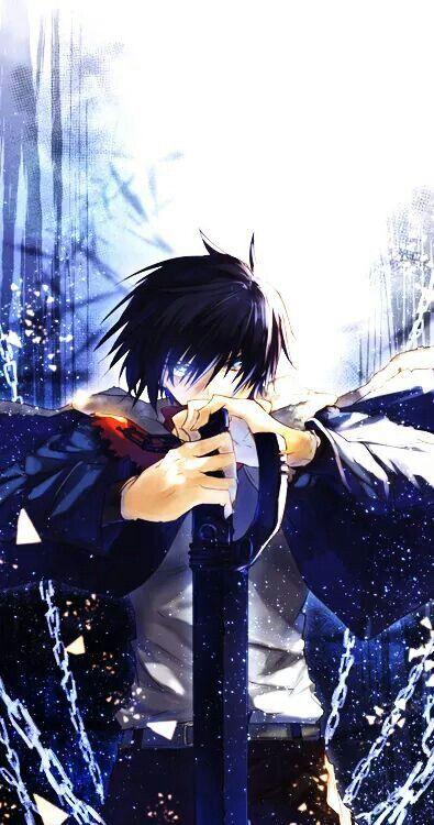 Anime Boy With Sword Akame Ga Kill Akame Ga Anime Boy