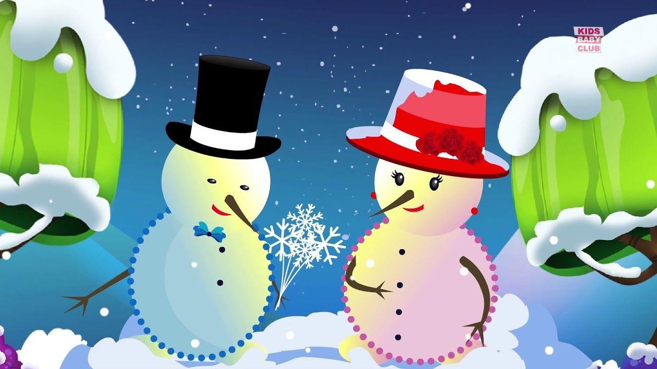 Jingle Bells Jingle Bells English Nursery Rhymes & 3D Kindergarten Songs Collection for kids Th ...
