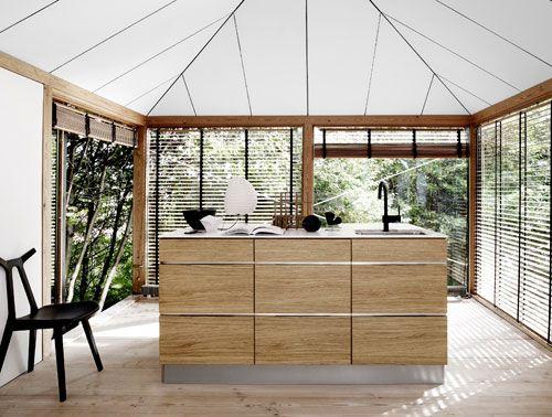 Inspiring kitchens from kvik kitchen