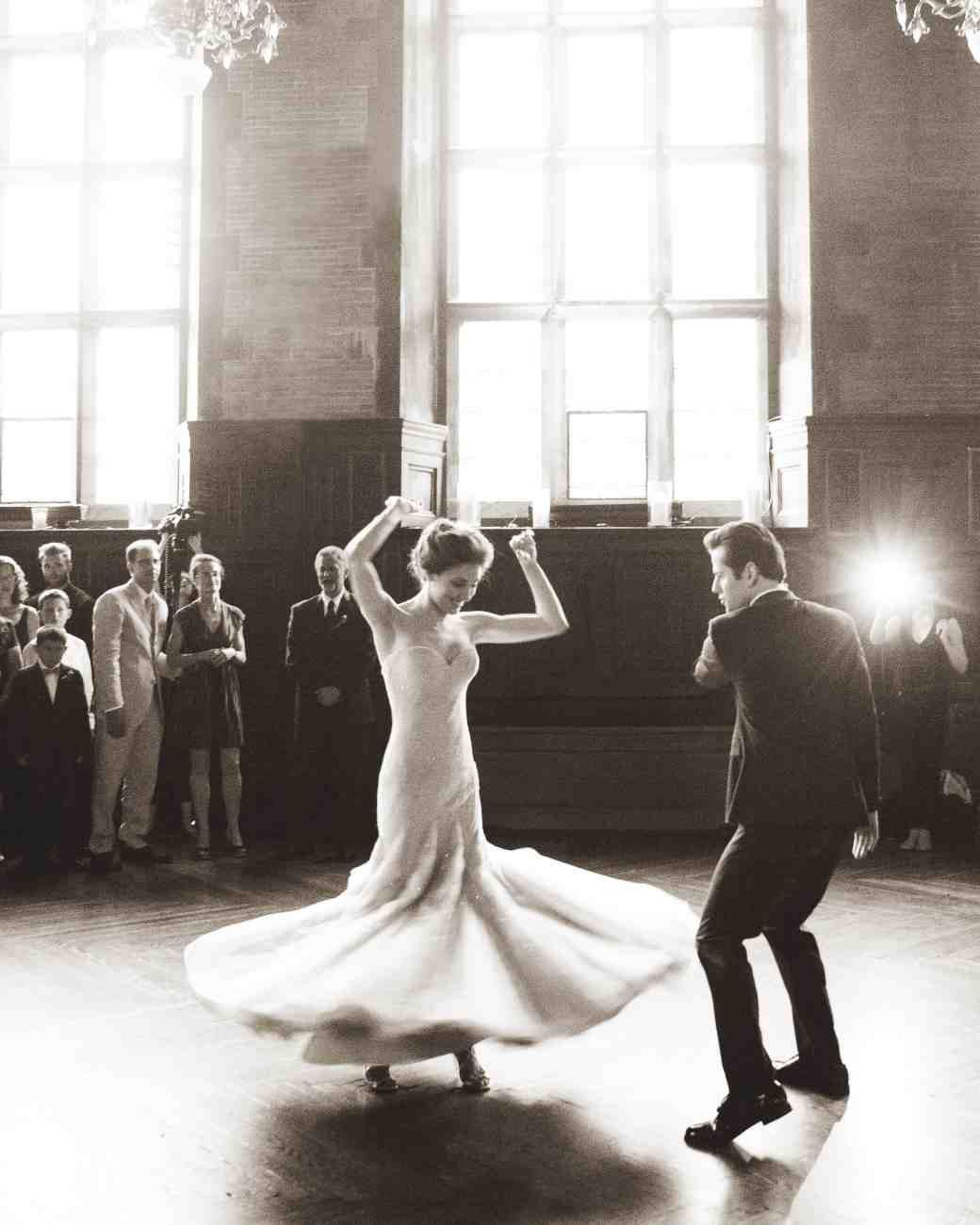 Get Inspiration For Your Own First Dance Song From These Tunes Chosen By Our Real Wedding