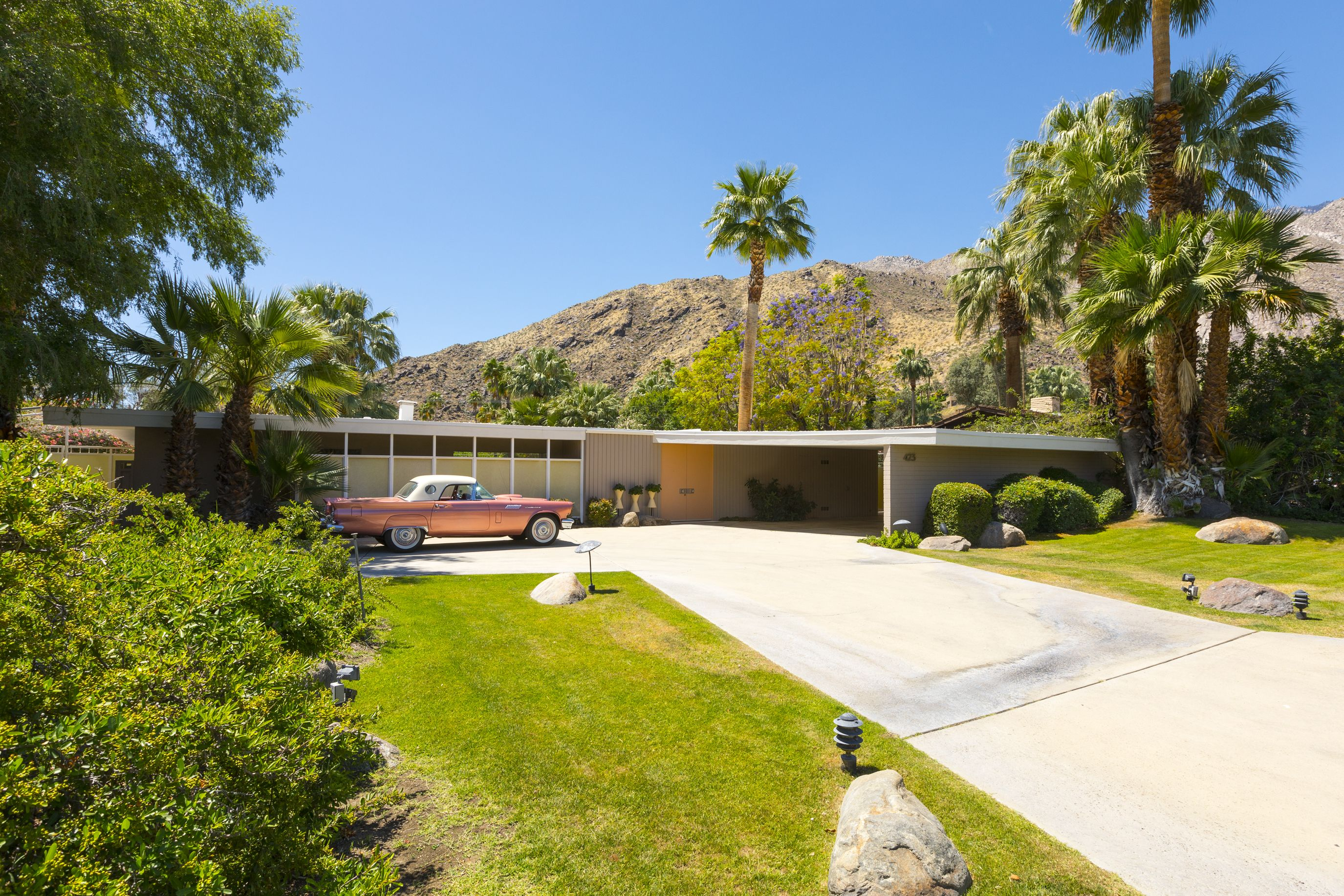 Schon Mid Century Modern Time Capsule In Palm Springs Modern Home In Palmu2026 On  Dwell Midcentury