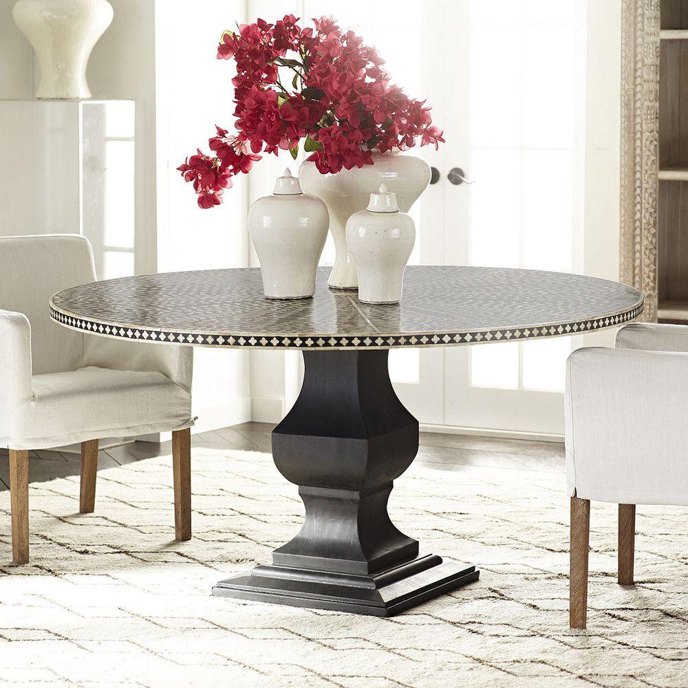 Large Moorish Dining Table  Moorish Dining Room Table And Living Fair Dining Room Furniture Types 2018