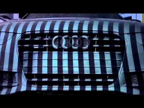 Audi Canada Create Worlds First iPad Controlled Slot Cars - //ADZAG.CO