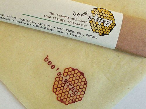 Bee's Wrap | more marvelous objects (2) | Bees wrap, Bees