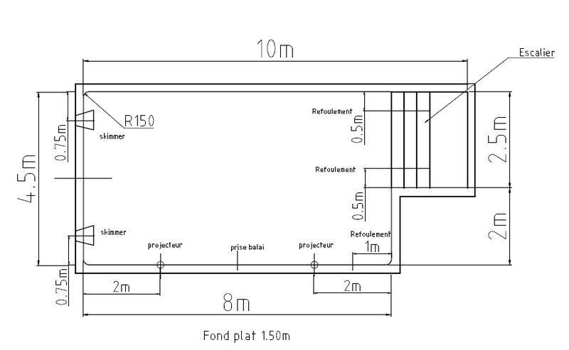 Schéma du0027installation du0027une pompe à chaleur Piscine Pinterest - Refaire Electricite Maison Cout