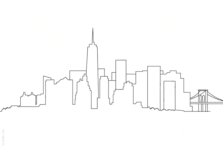 Ten Lessons That Will Teach You All You Need To Know About Nyc Skyline Drawing Nyc Skyline Drawing Skyline Drawing Nyc Skyline City Drawing