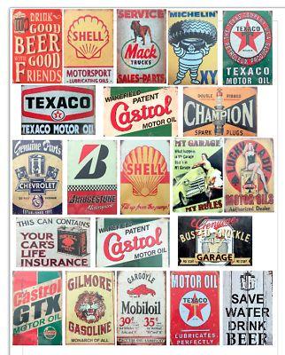 Vintage Mc Donalds/'s Billboard 1:24//1:25//G SCALE