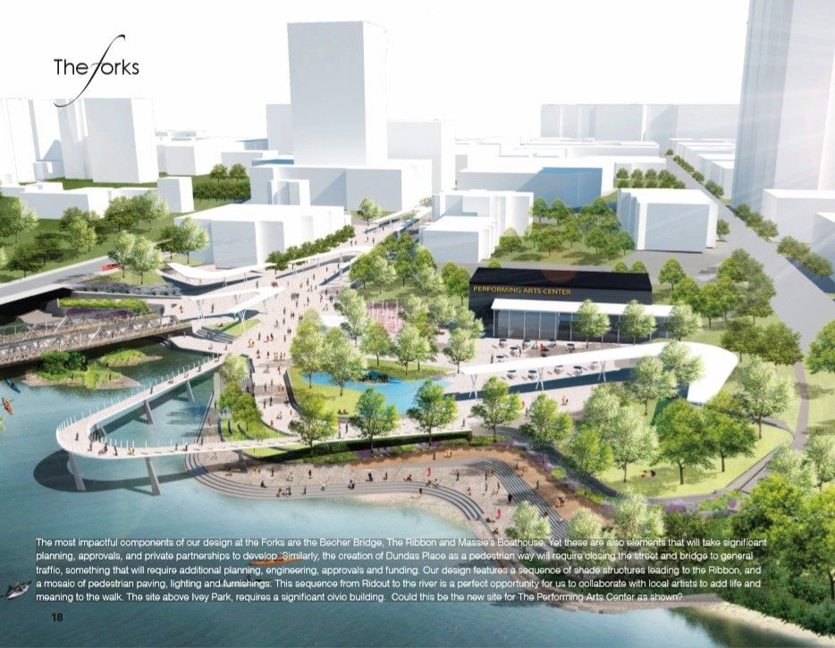winning team of the back to the river design competition announced
