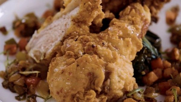 recipe: buttermilk fried chicken gordon ramsay [27]