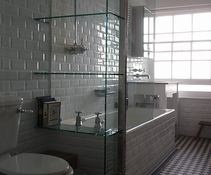metro tiles bathroom - Bathroom Ideas Metro Tiles