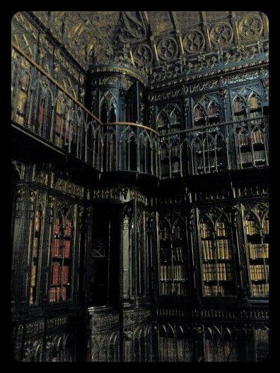 #Biblioteca del #Senado de España