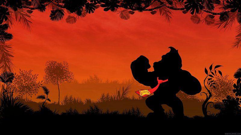 Donkey Kong Country Wallpaper Donkey Kong Donkey Kong