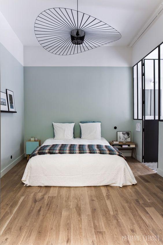 mur en couleurs une solution d co tendance chambre. Black Bedroom Furniture Sets. Home Design Ideas