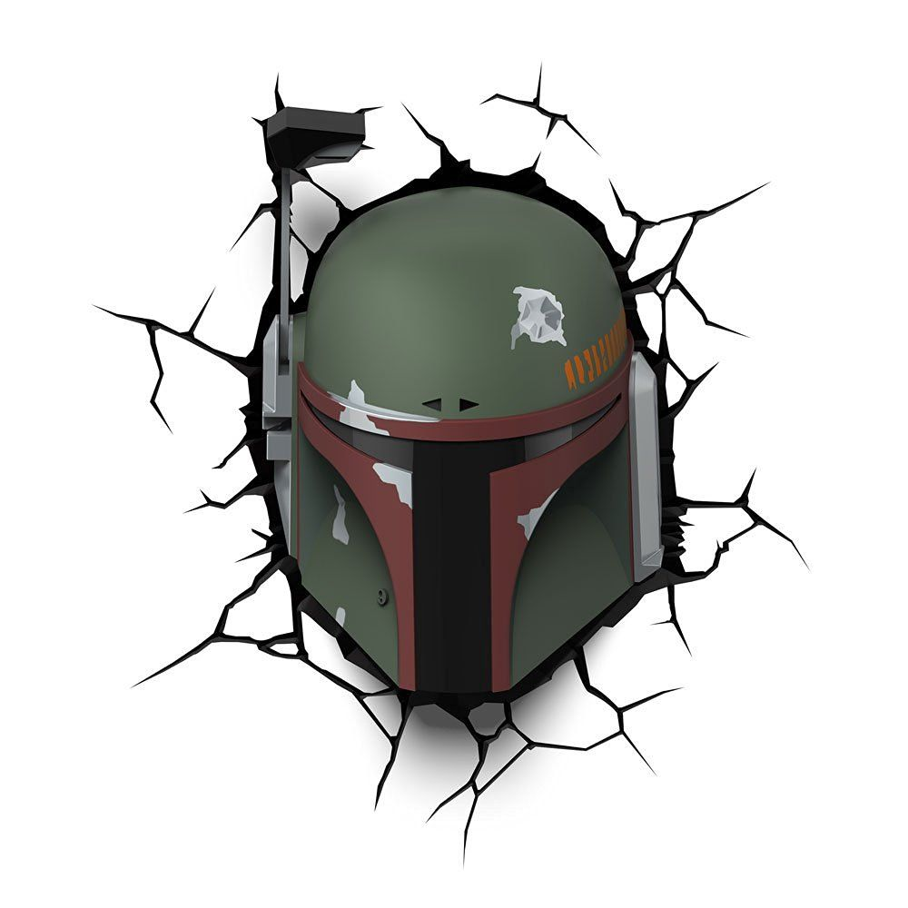 3d Light Fx Star Wars Boba Fett 3d Deco Led Wall Light Final Call For This Special Discount Kids Room Decor Boba Fett Star Wars Boba Fett 3d Deco Light