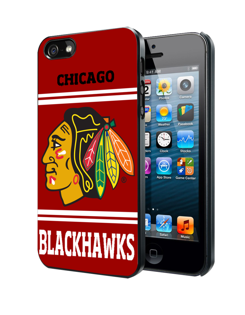 Chicago BlackHawks NHL Ice Hokey Samsung Galaxy S3/ S4 case, iPhone 4/4S