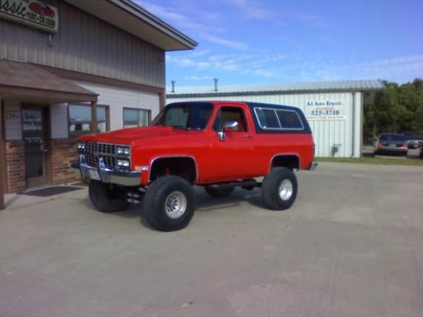 1990 Chevy Blazer With Lift Kit Perfect Chevy Lifted Chevy