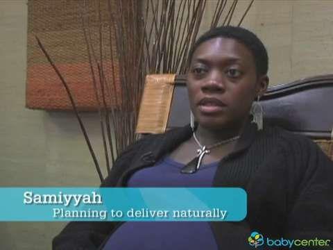 BabyCenter Video: Live birth: Natural | Baby center, Birth ...