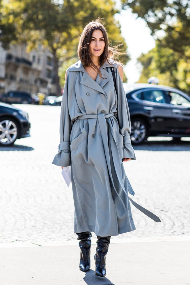 street style la fashion week printemps t 2018 de paris en 2019 style pinterest mode. Black Bedroom Furniture Sets. Home Design Ideas