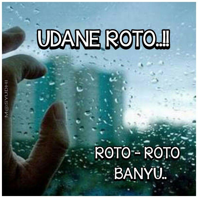 hujan LUCU NGAKAK