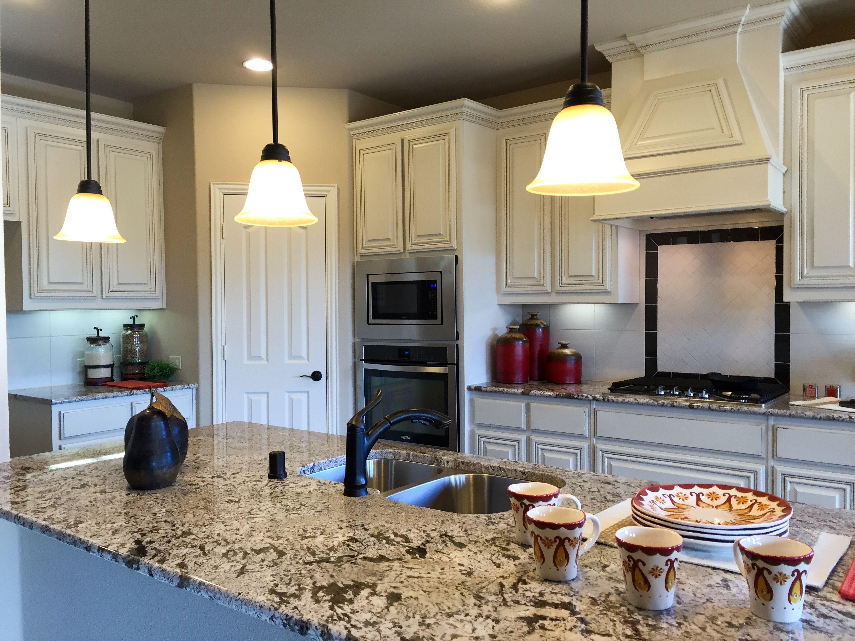 Bloomfield homes magnolia floorplan kitchen