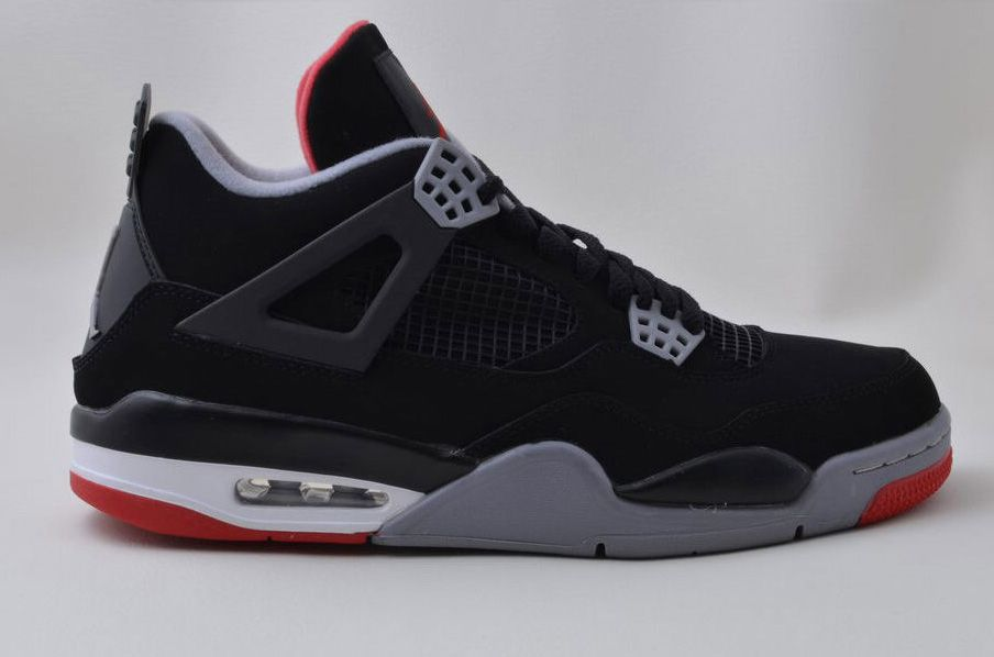 fc7a83e940a Air Jordan 4  Bred  2012 Retro Returns Black Friday