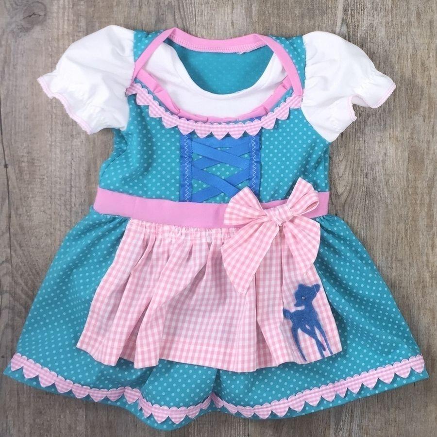 Babykleid Siggi Gr. 56-92 Nähanleitung und Schnittmuster | Pinterest ...