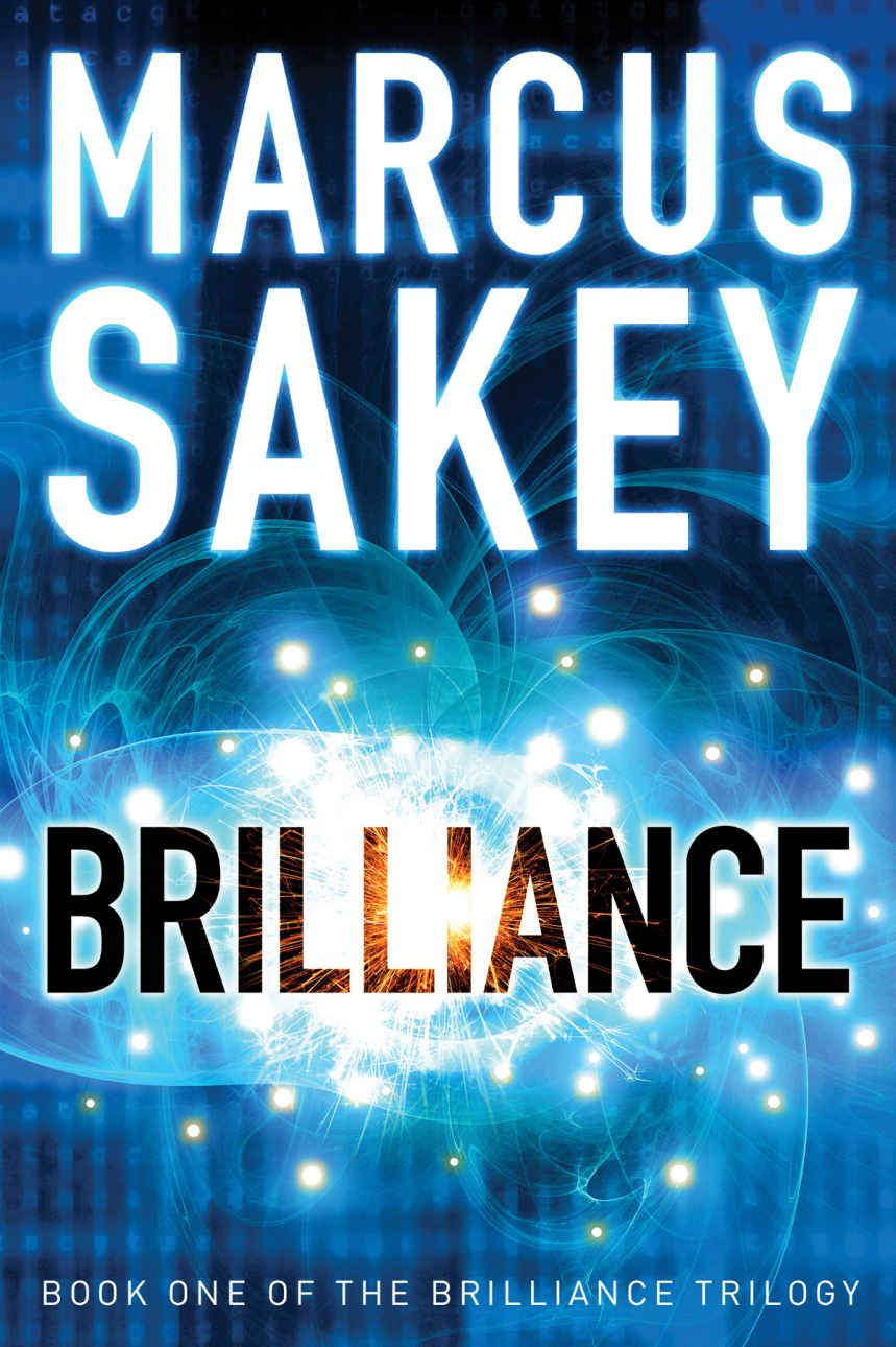 AmazonSmile: Brilliance (The Brilliance Trilogy Book 1) eBook