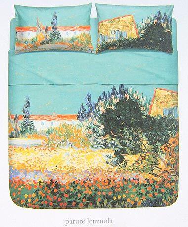 Le mie lenzuola di Van Gogh, danno un tocco artistico alla mia ...