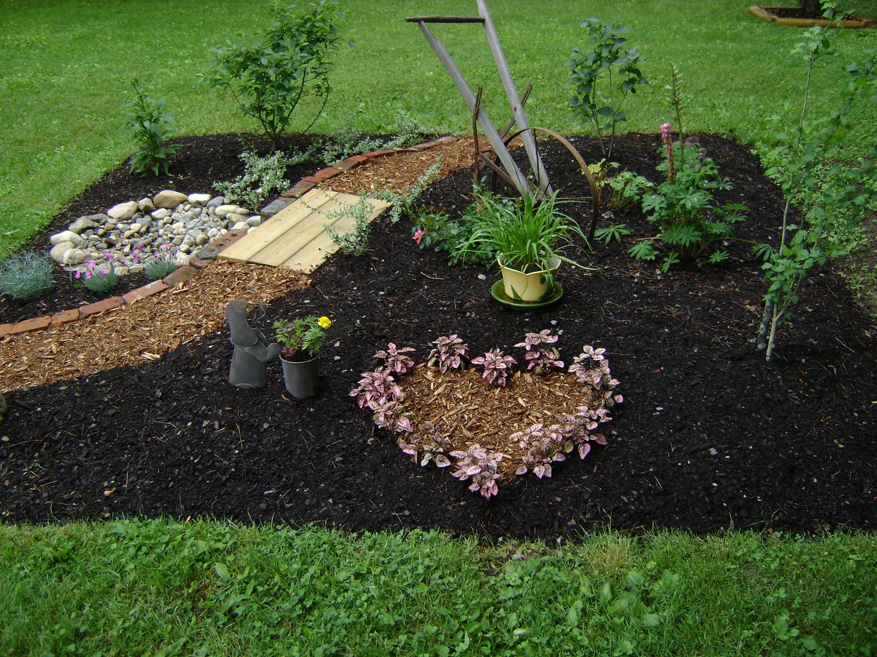 Memorial garden   Pet memorial garden, Small memorial ...