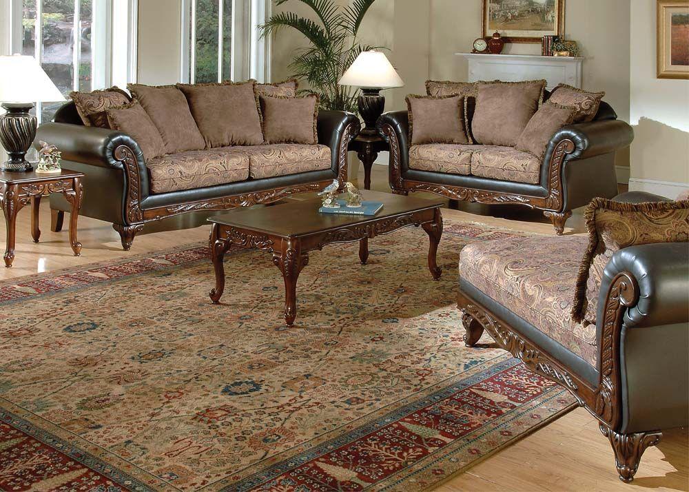 Fairfax Raisin Chocolate Sofa Collection   Acme Furniture   Serta ...
