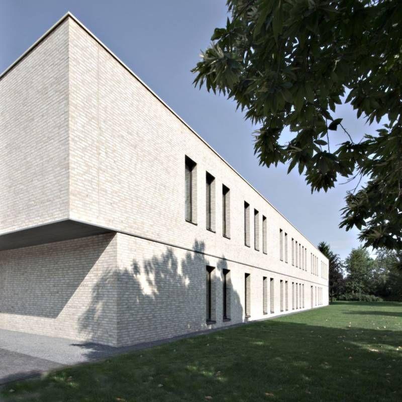 materiál Neubau der Domsingschule Münster - Münster
