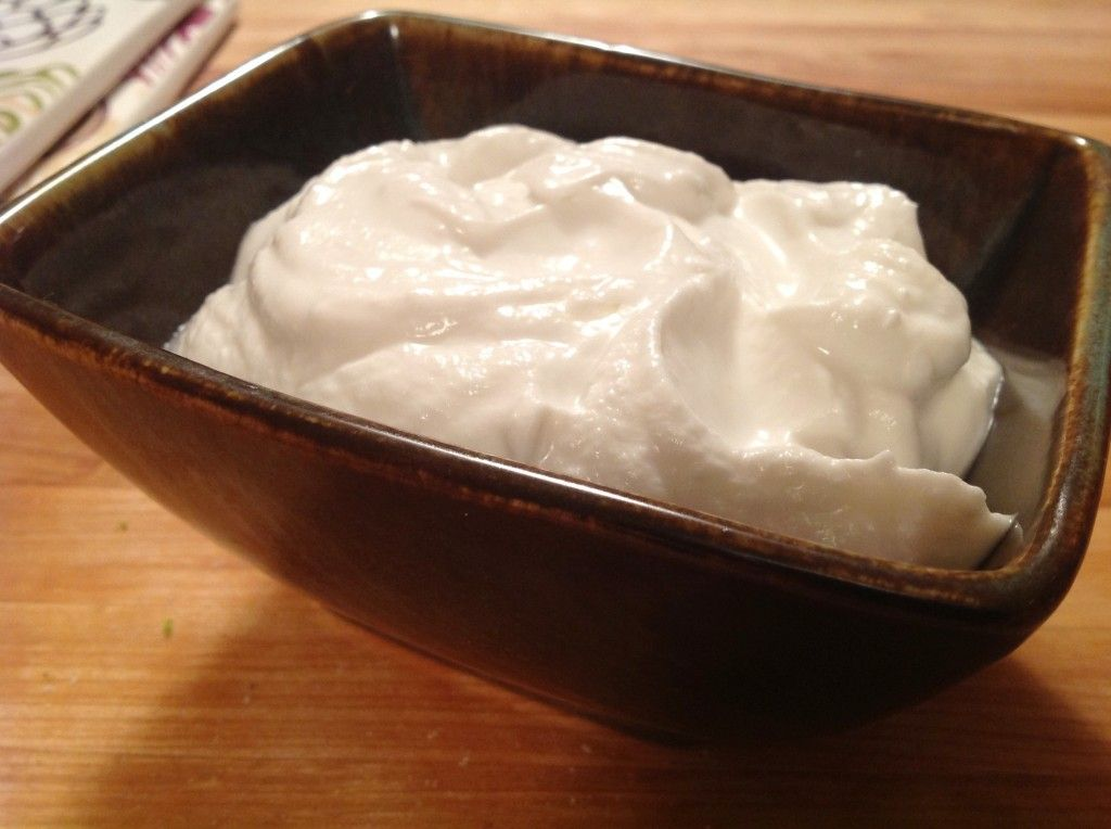 Veganmofo Day 10 Coconut Sour Cream Sour Cream Sour Cream Recipes Soy Free Vegan