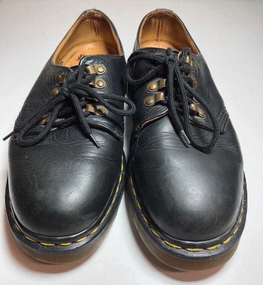 Dr Martens Doc Leather Shoes 8098 US
