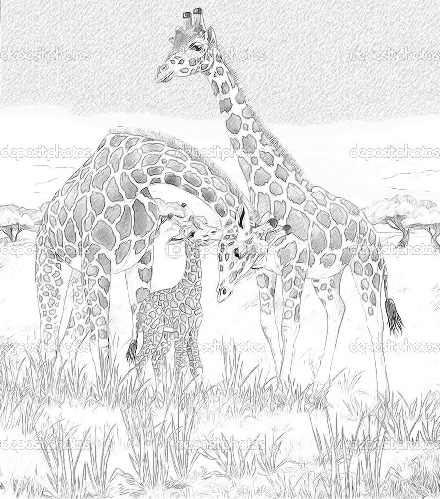 African Savanna Coloring Pages. Chinese Opera Masks Coloring Pages ...
