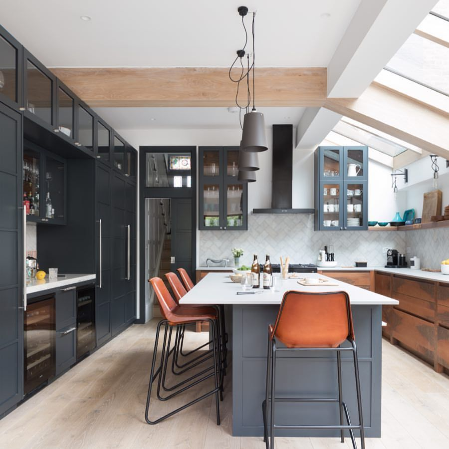 3 Kitchens With Busterandpunch Handles Part Love Everything About This Kitchen From