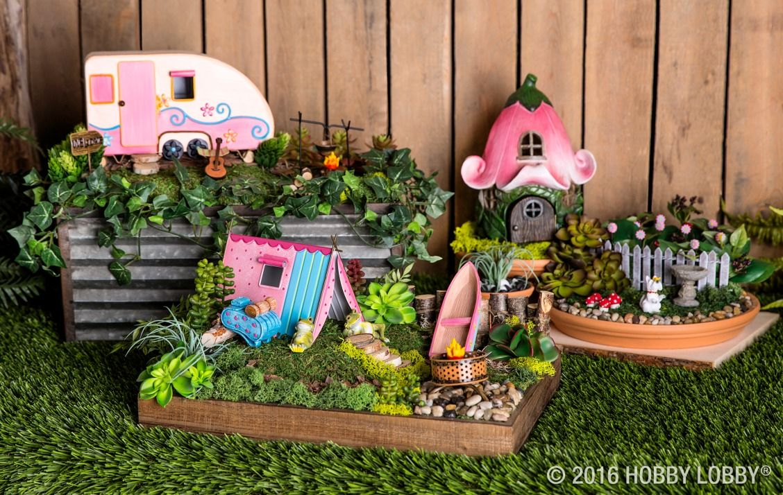 Good Things Come In Small Packages Especially When It Comes To Our Miniature Garden Kits My Fairy Garden Fairy Garden Gnomes Fairy Garden