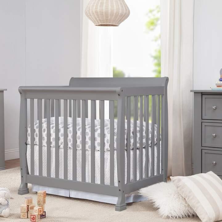 Kalani 4-in-1 Mini Convertible Crib | Mini crib, Cribs ...
