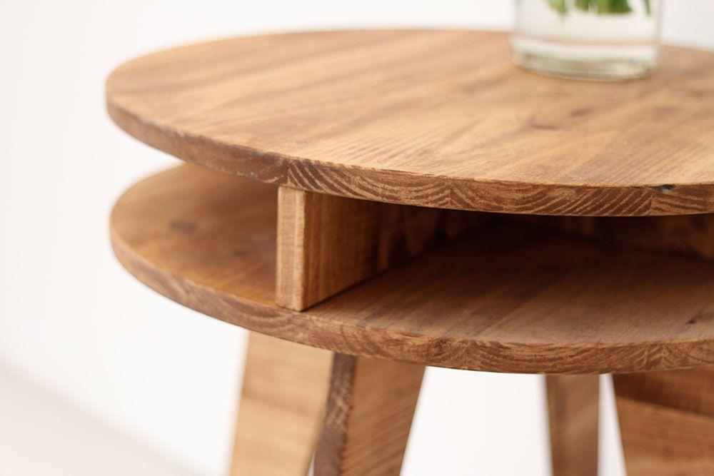 Tuto : une table basse en bois de style scandinave 13